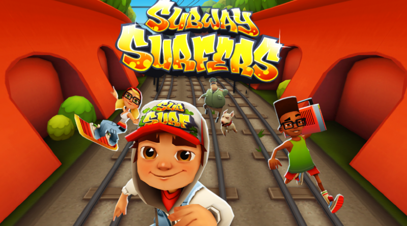 Subway Surfers: Top Rated Endless Runner Game